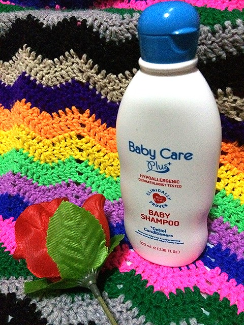 Baby Care Plus Baby Shampoo