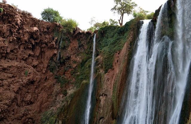 Marocco - Ouzoud (Cascata)