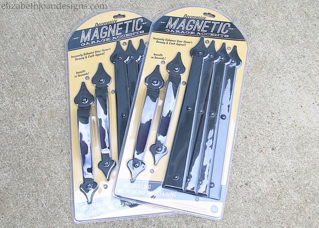 Garage Door Magnetic Hardware