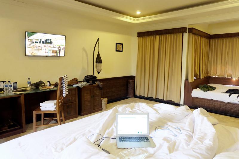villa ombak rooms