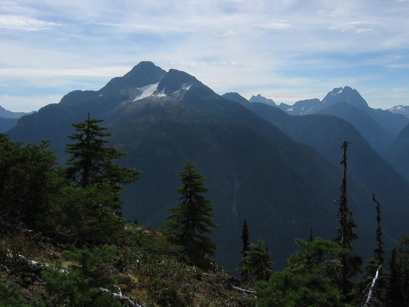 Crest Mountain, 15 Aug 2005