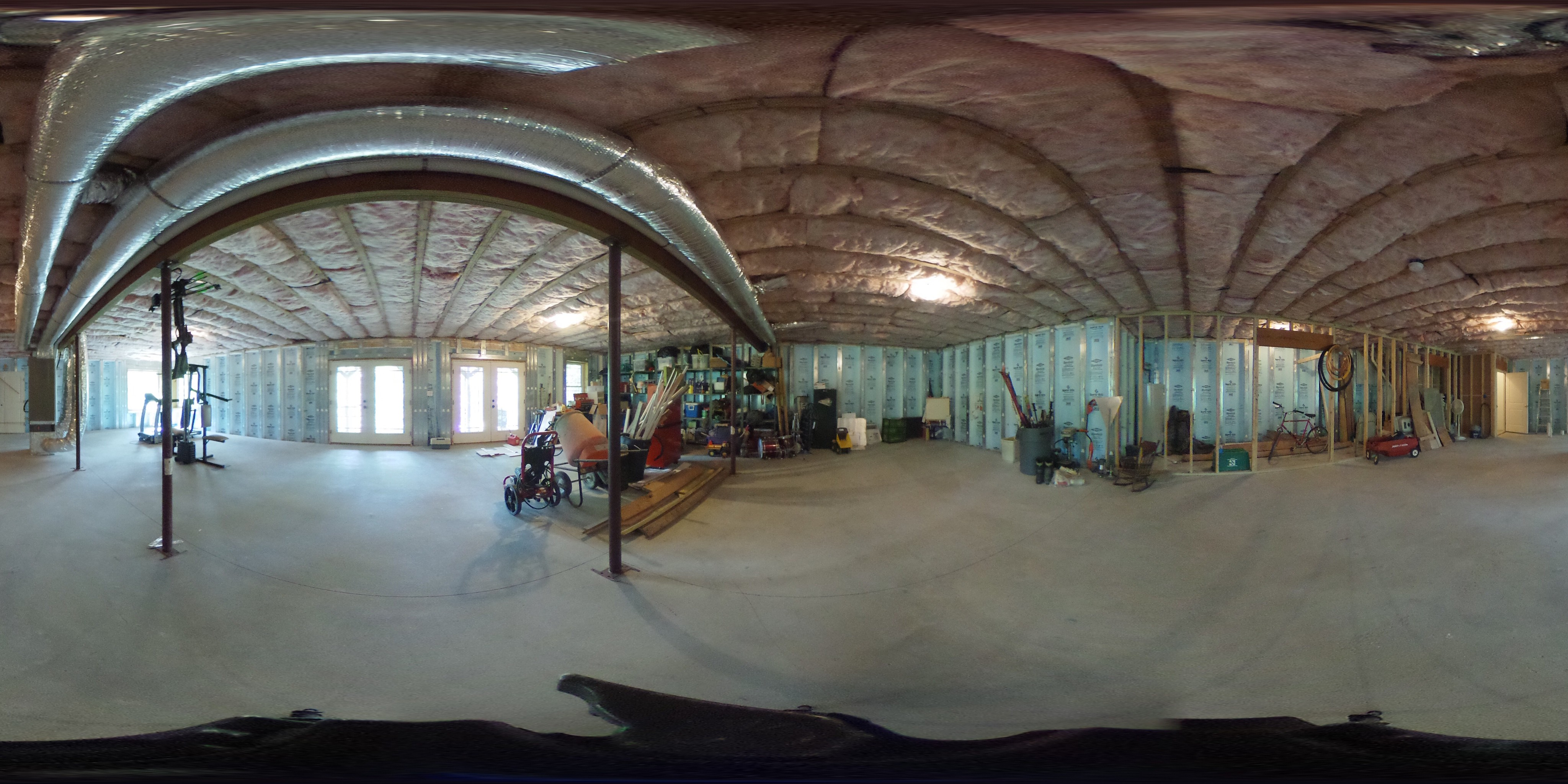5 Nutwood Basement 360° View