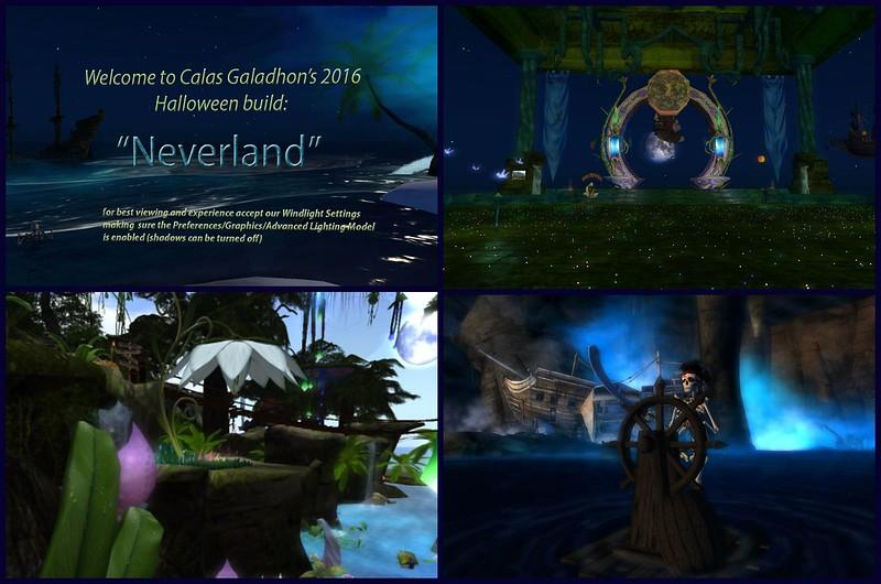 neverland collage 1