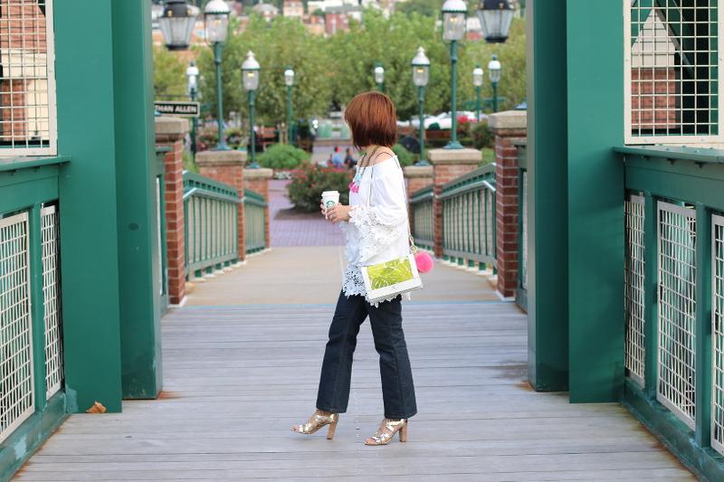 white-off-shoulder-lace-trim-top-denim-laceup-sandals-5