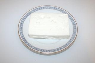 09 - Zutat Schafskäse / Ingredient feta