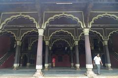 Bangalore - Tipu Sultans Palace front