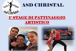 Noicattaro. Stage pattinaggio front