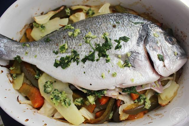 Dorada al horno www.cocinandoentreolivos.com (12)