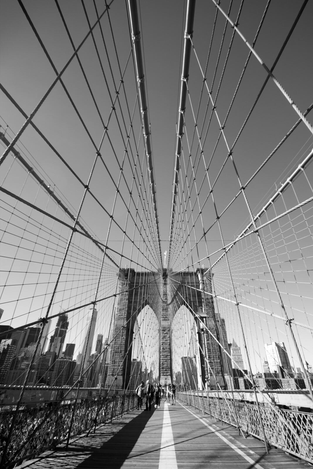 Brooklyn Bridge V 1