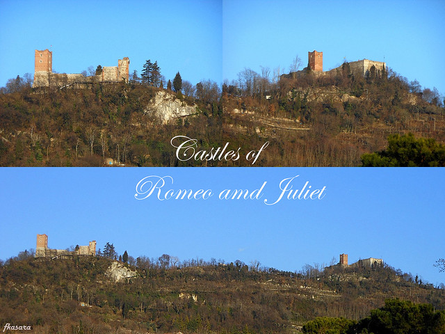 The Castles of Romeo and Juliet