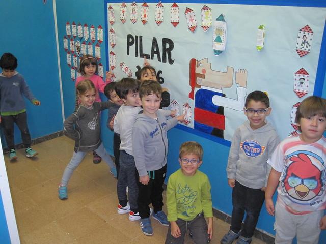 Fiestas Pilar 2016. 5 años