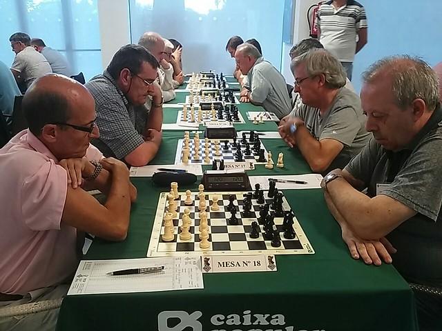 Campeonato de España de Veteranos +50 y +65 en Altea