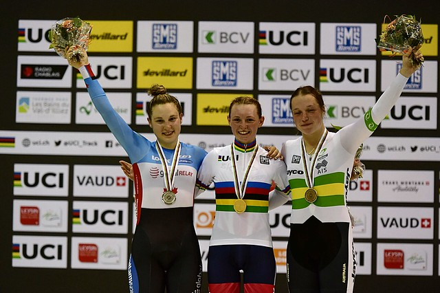 2016 UCI Junior Track Cycling World Championships - Day 3