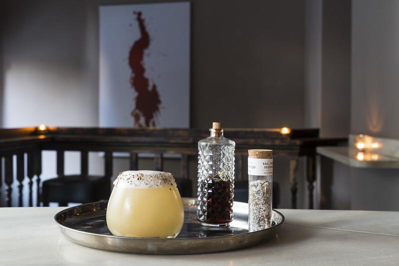 Bar The Dash Ruta Mixologya