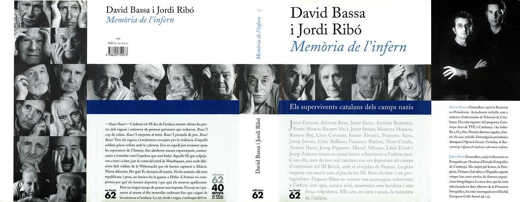 BASSA, David i RIBÓ, Jordi. Entrevista a la Neus Català. A: Memòria de l'infern. Els supervivents catalans dels camps nazis. Barcelona: Edicions 62, 2002. p. 325-347.