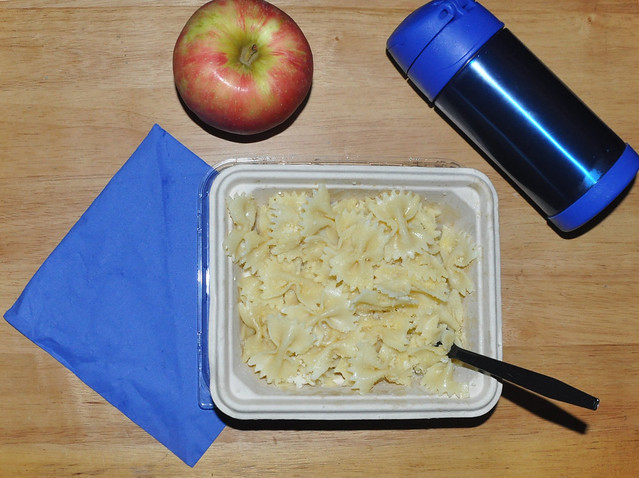 Pasta Lunches On-The-Go