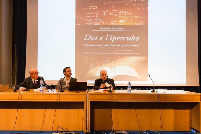 12 settembre 2016 - Incontri con l'Autore - Prof. Francesco Malaspina