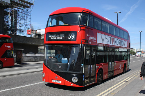 Arriva London South LT729 LTZ1729