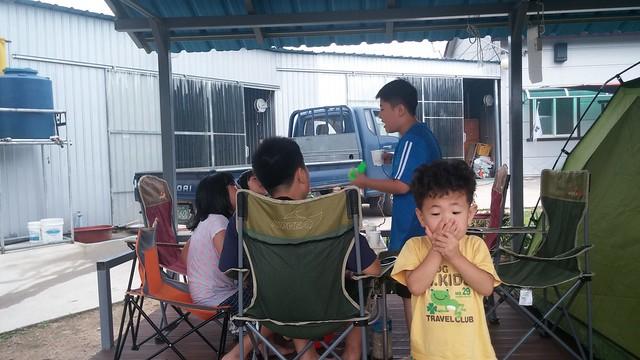 여름 시골은 아이들의 천국