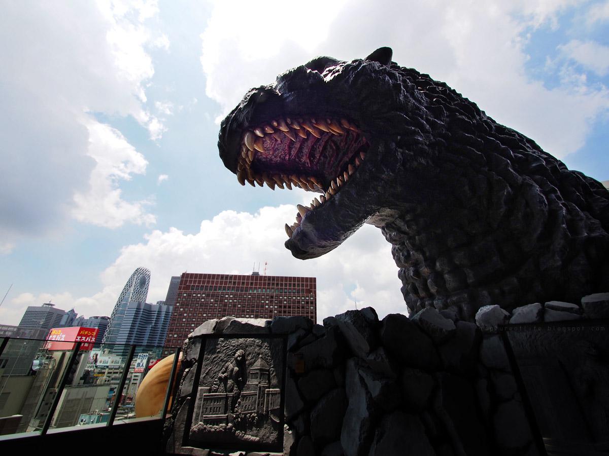 Godzilla in Tokyo!