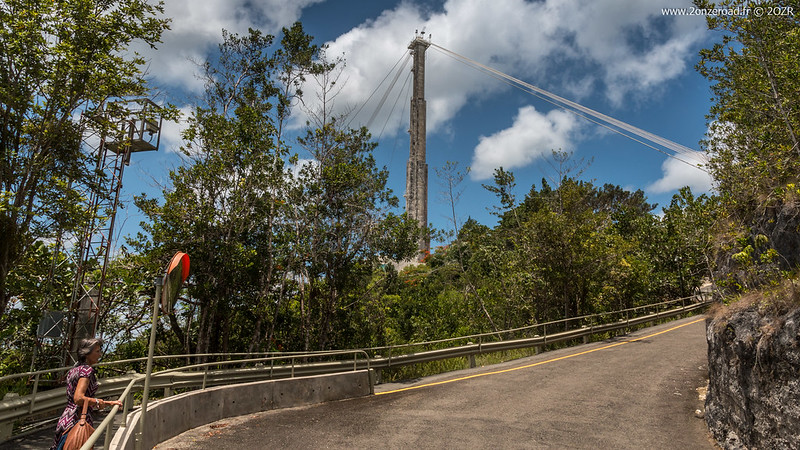 Radiotélescope - Arécibo - [Puerto-Rico]