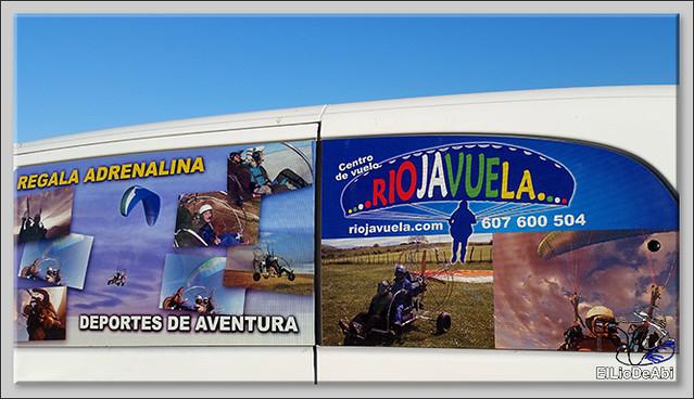 Volar en paratrike en Rioja Baja (4)