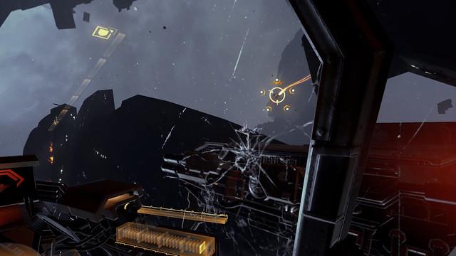 EVE: Valkyrie, PlayStation VR