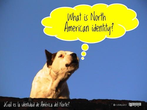 What is North American identity? ¿Cuál es la identidad de América del Norte? #roofdog