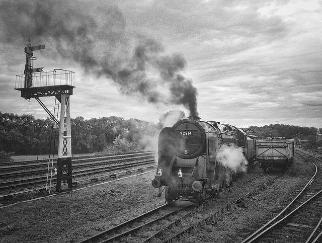 Great Central Railway Swithland Leicestershire 9th October 2016