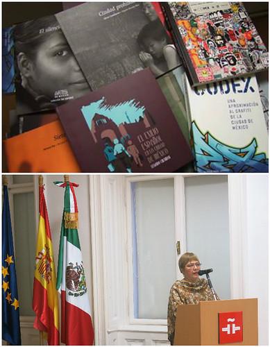 Conferencia del prof. Lorenzo León Diez en el Instituto Cervantes de Budapest