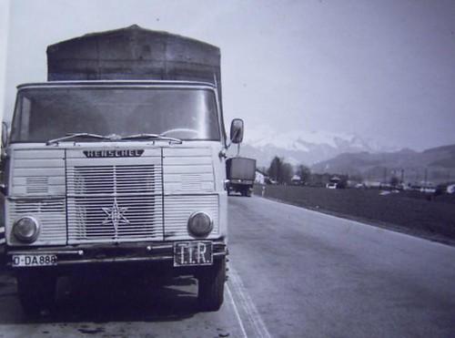Henschel tractora  I