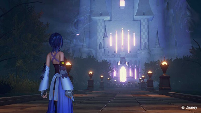 Kingdom Hearts 0.2: Birth by Sleep Preview