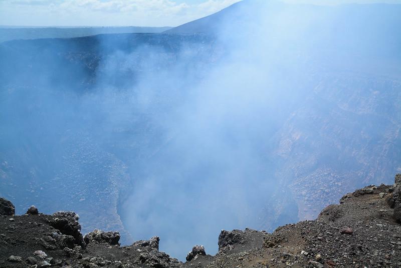 Masaya Volcano