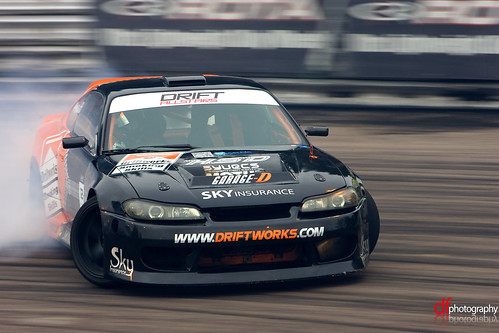 Drift Allstars - Rnd1 - Birmingham Wheels | by Dan Fegent