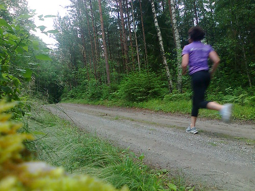 Joggetur er ren terapi | by Fit mum Therese