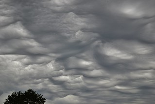 Undulatus  Over Janesville, WI, USA | by Sarah Lawver (follow me on Instagram!)