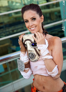 Borderlands Psycho by a super amazing cosplayer Meg Turney at SDCC 2012 | by andreas_schneider