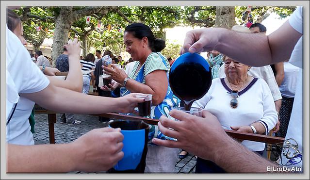 Briviesca en Fiestas 2016 Chocolatada, encierro infantil y verbena (1)