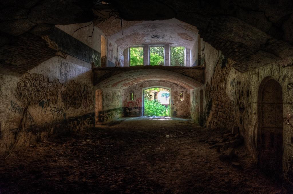 Visite du fort d'ecrouves 29019814346_fbafd73527_b