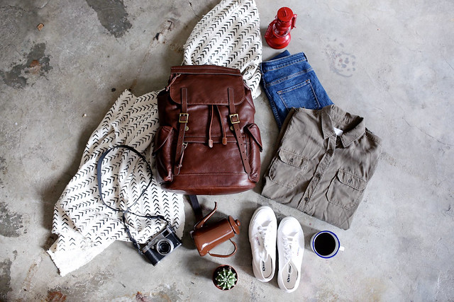 How to pack for the outdoors