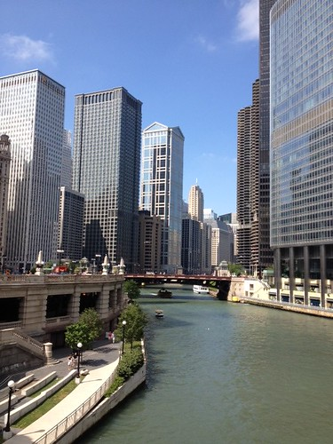 Chicago River | by Busy Mom