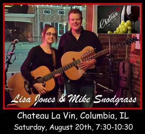 Lisa Jones & Mike Snodgrass 8-20-16