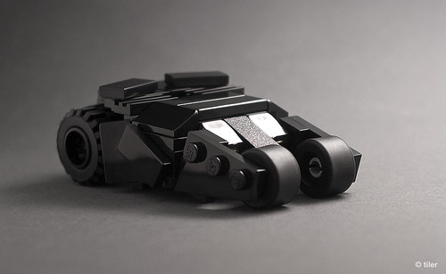 Lego Batman mini Tumbler | by _Tiler