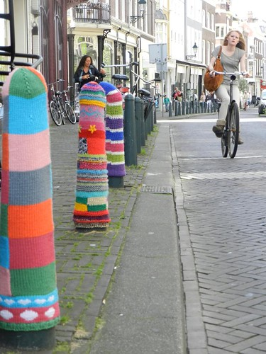 "New ""Urban Knitting"" 