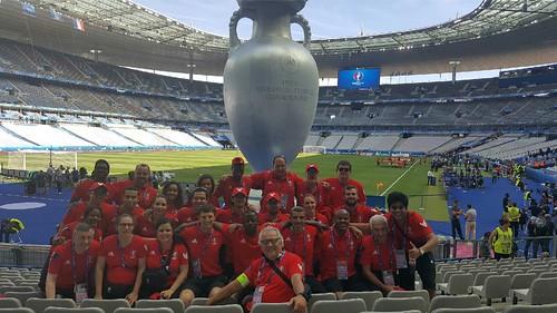 Expérience volontaire UEFA Euro 2016