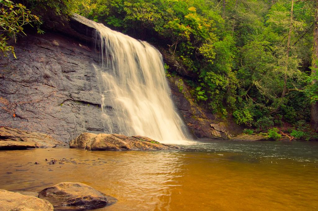 Lower Silver Run Falls