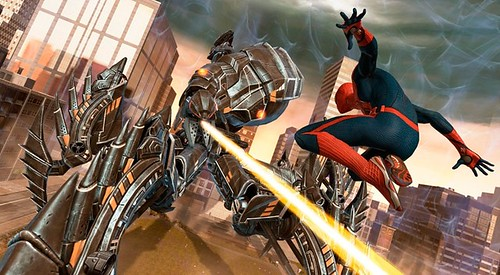 The Amazing Spider-Man for PS3 | by PlayStation.Blog