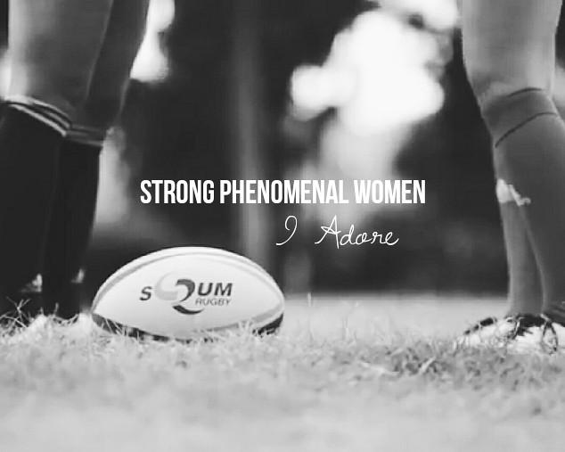 Strong Phenomenal Women I Adore