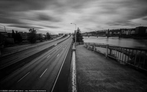 pinhole_on the Morrison Bridge | by bodiegroup