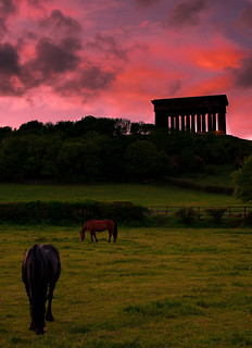 Red Sky At Night | by Danny Birrell